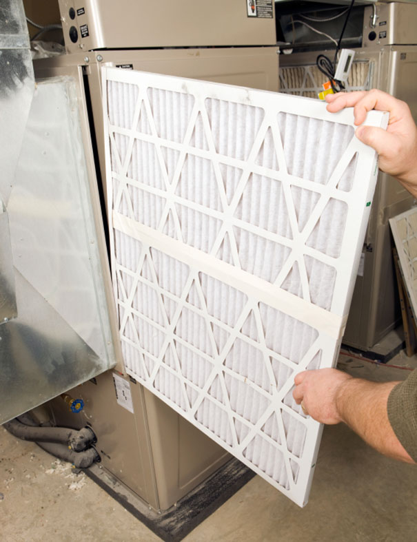 How To Change Or Clean A Furnace Filter Igs Abc Home