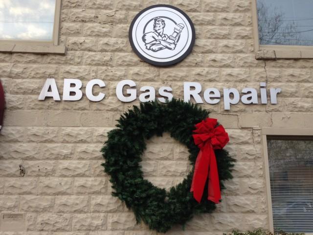 ABC Wreath