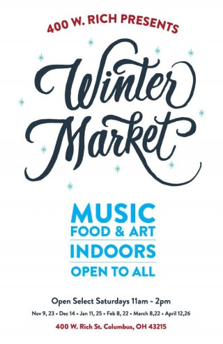 Winter Farm Market